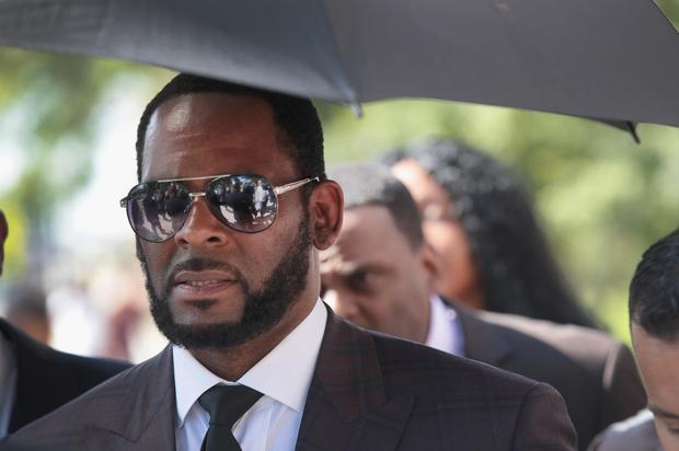 R. Kelly's Girlfriends Booted From Trump Tower Chicago Following Federal Indictment