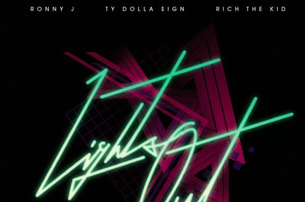 "Ronny J, Ty Dolla $ign & Rich The Kid Go In On ""Lights Out"""
