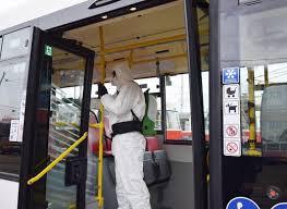 Desinfección Bus