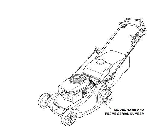 GENUINE OEM Honda Harmony II HRS216 (HRS2164PDA