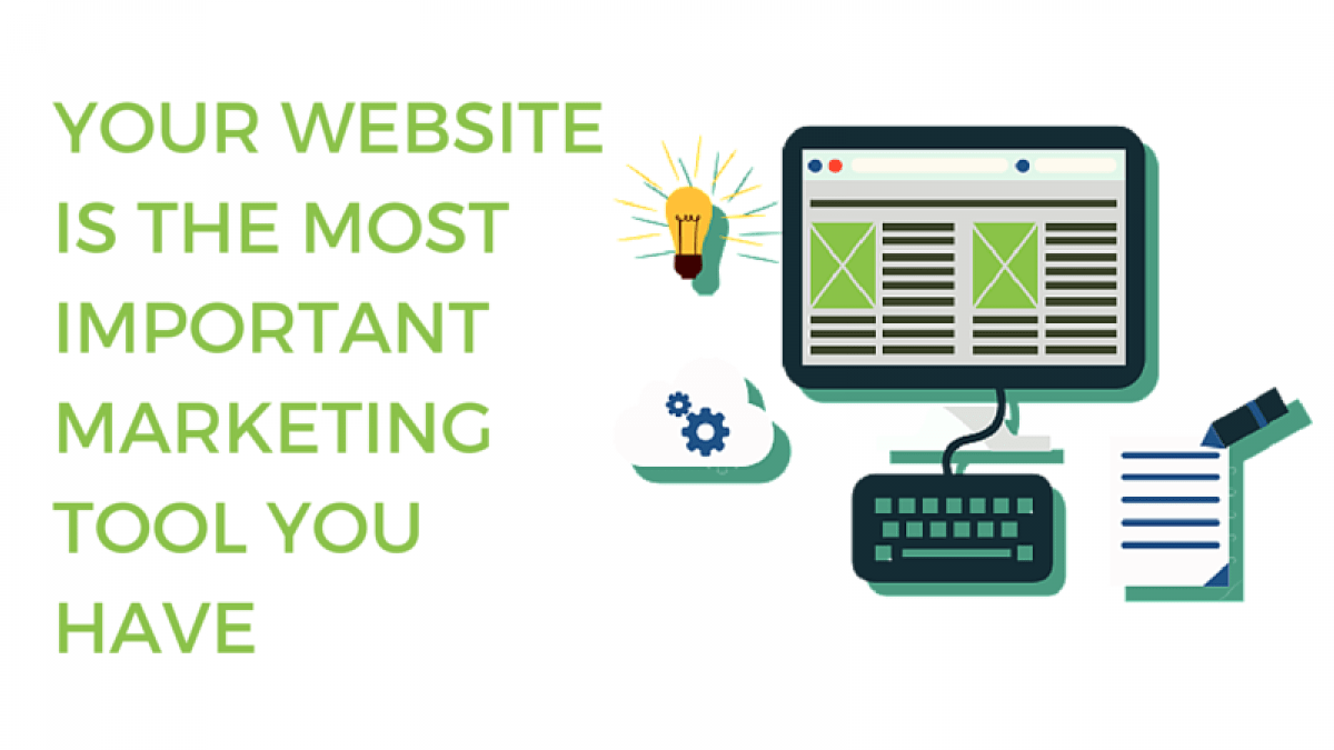 website marketing tool