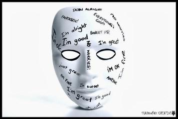 im fine mask