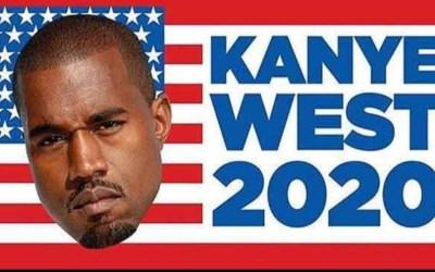 Yeezy for President?