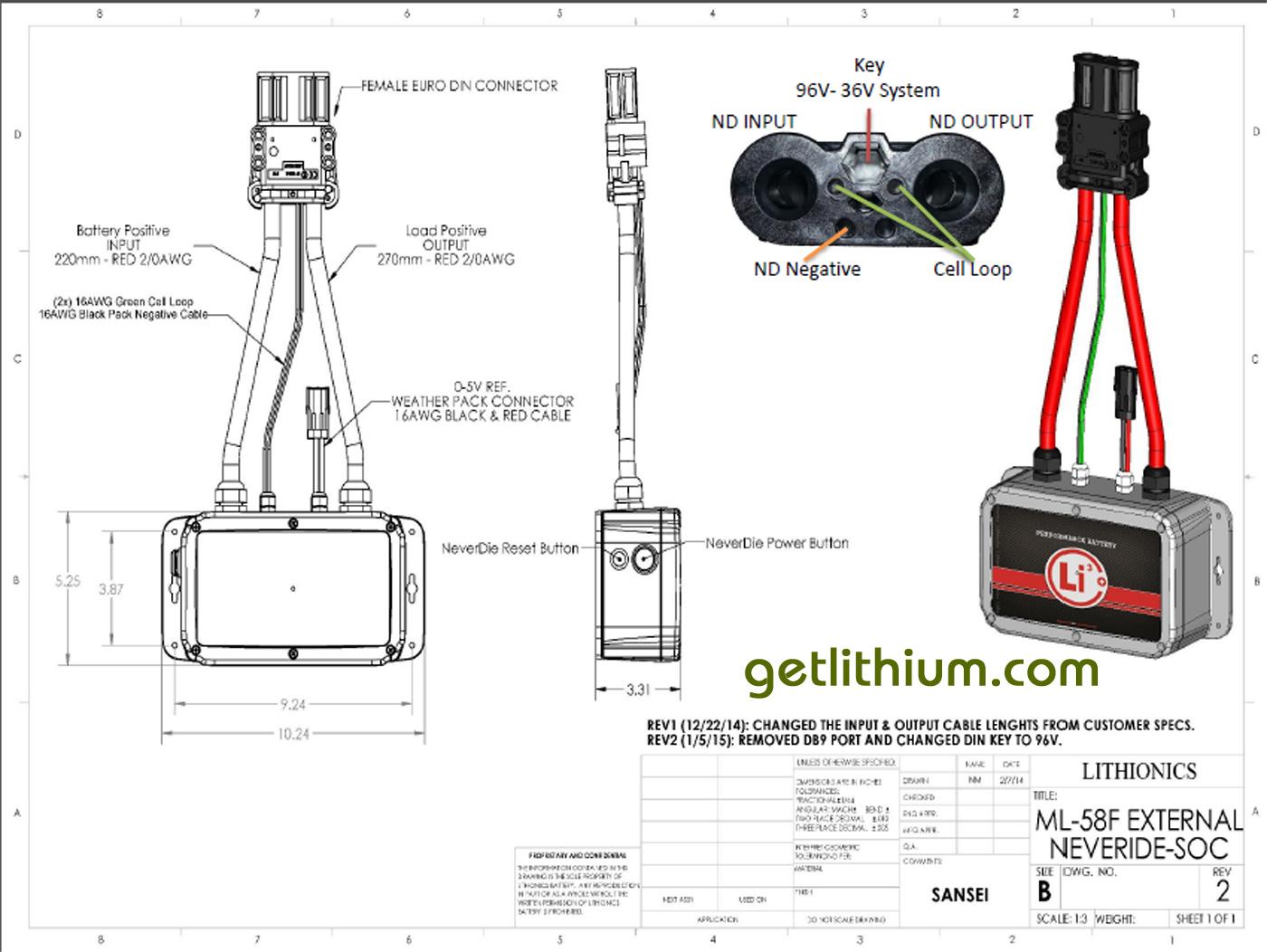 Standard Series 24 Volt 25 2 V 200 Amp Hour Group 5d
