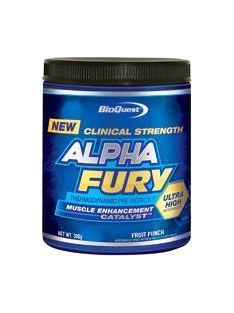 Alpha fury supplement by BioQuest