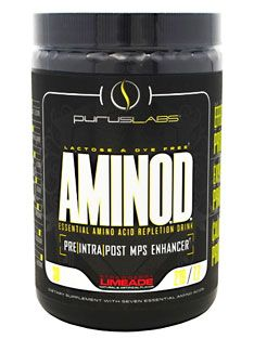 Aminod supplement by Purus Labs