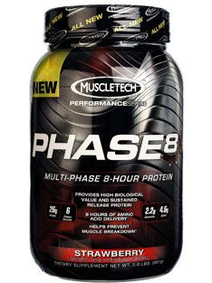 Phase 8 supplement by Muscle Tech