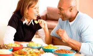 Active men's and women's budget 2500 calorie diet plan