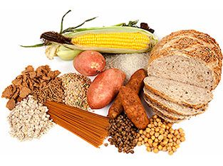 Carbs for muscle-building