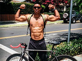 Cardio to get ripped abs