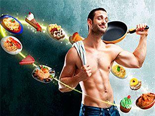 Diet to get abs