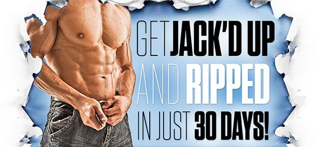 Best workout plan to get ripped in a month