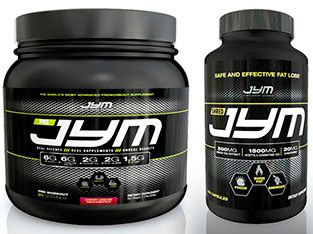 Shred Jym by JYM