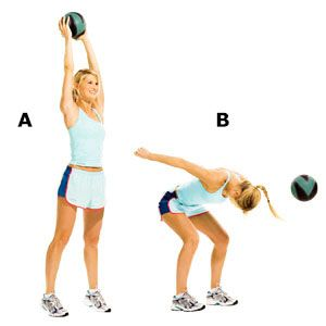 Exercise 1: Medicine Ball slam
