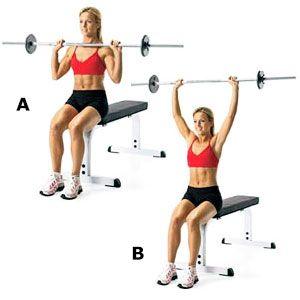 Exercise 4: Military press