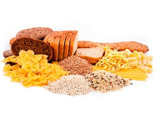 Top 10 natural whole grain and starchy carbs