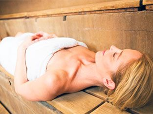 Sauna for health