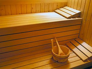 Sauna help you lose weight