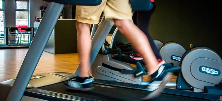 Cardio treadmill