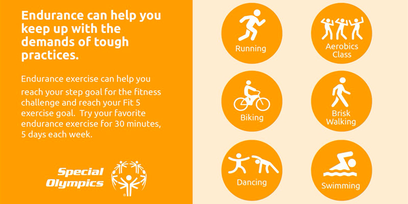 Endurance infographic