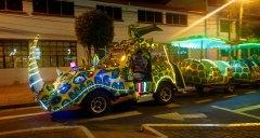 fun snakey car sm