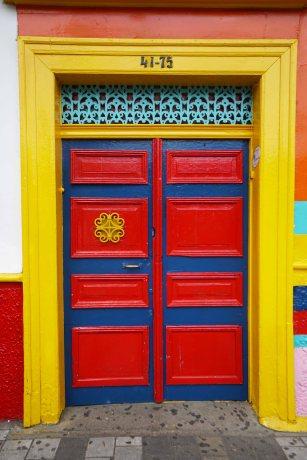 63 Colorful door sm