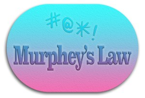 murpheys law button