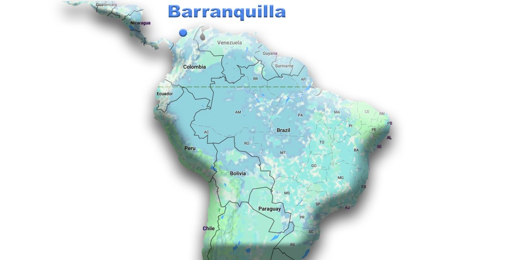 42 Barranquilla