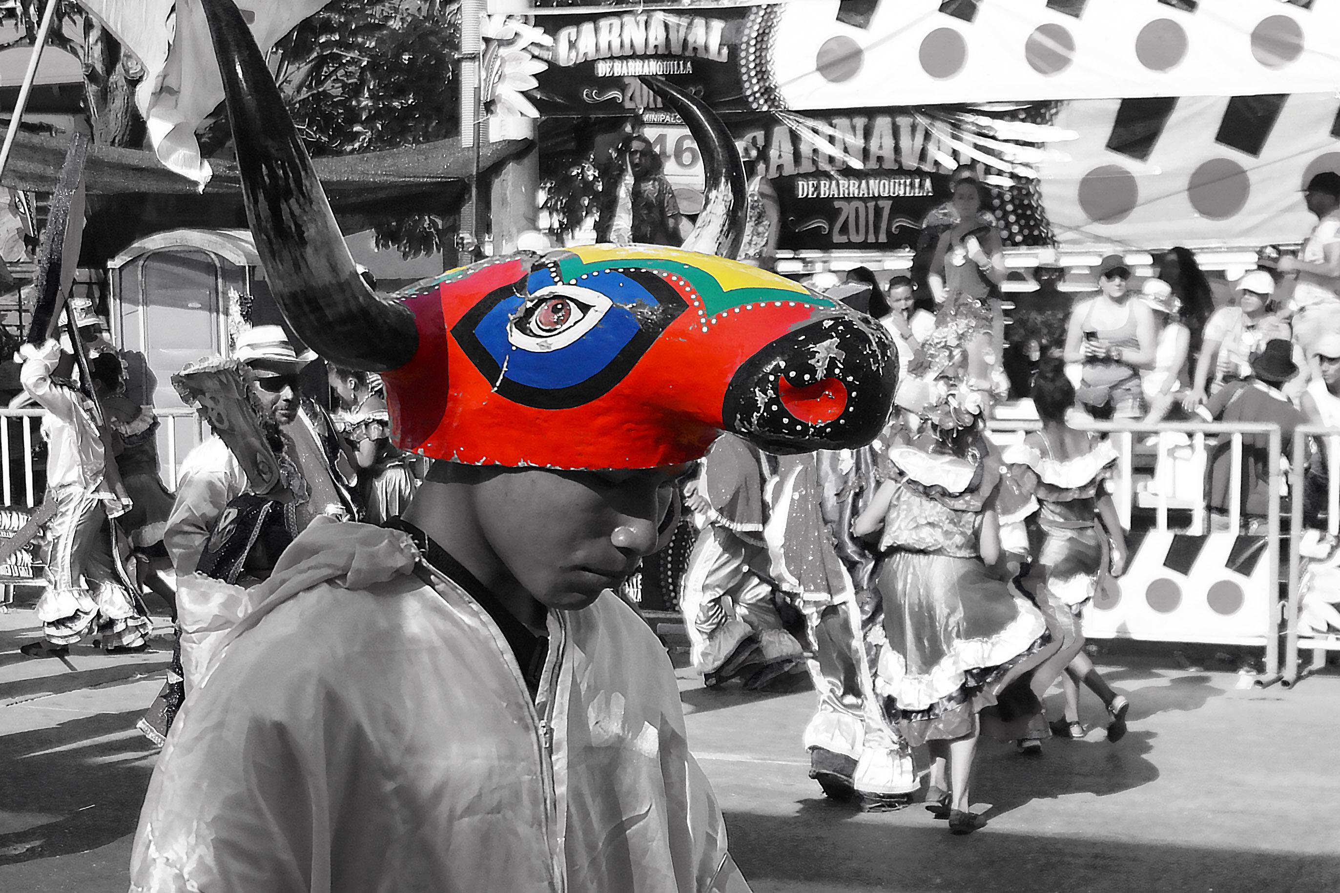45 Carnaval Madness bw sm