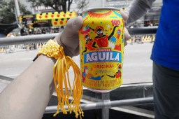 8 Carnaval Aguila Beer sm