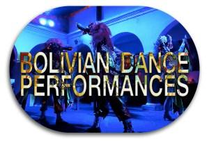 bolivian dance button