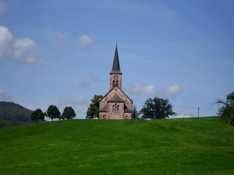 Chiesetta di Schlachtenhaus
