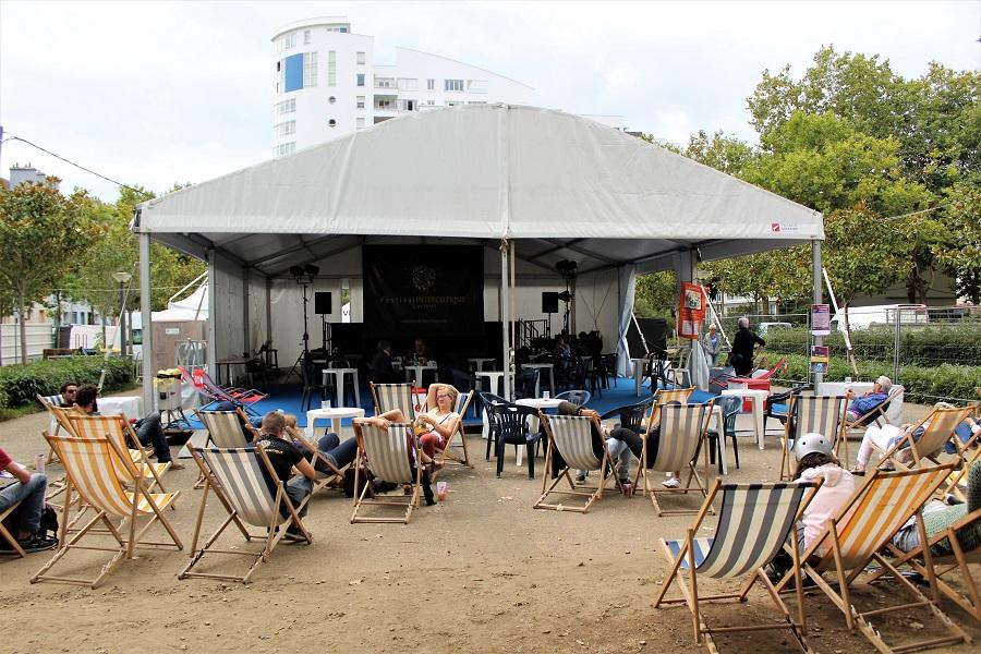 Festival Interceltico di Lorient - relax