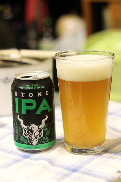 Stone IPA – Stone Brewing