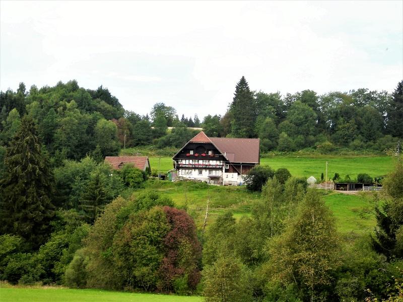 Strada tra Villingen e Sankt Georgen