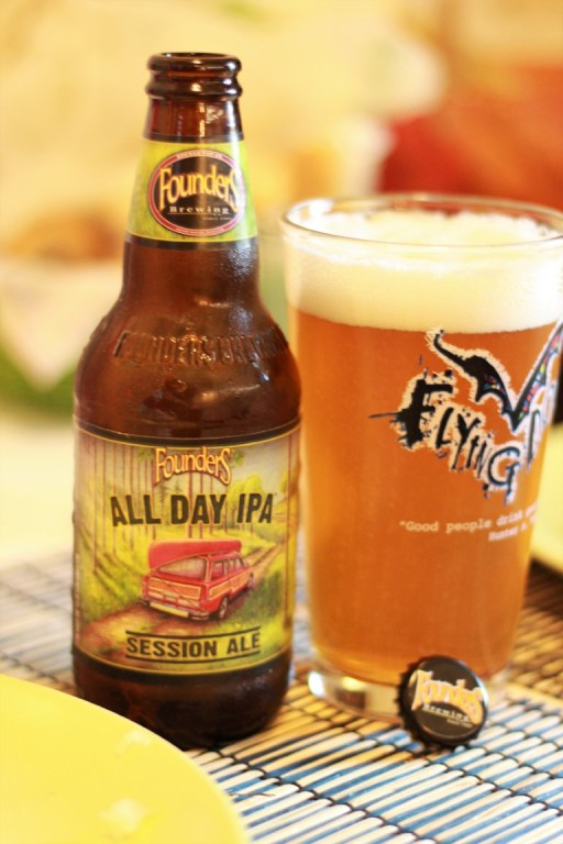 Founders – All Day IPA (Session IPA)