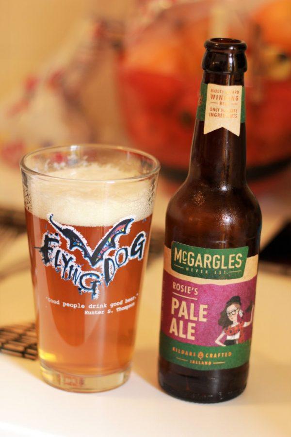 Mc Gargles Cousin Rosie's Pale Ale