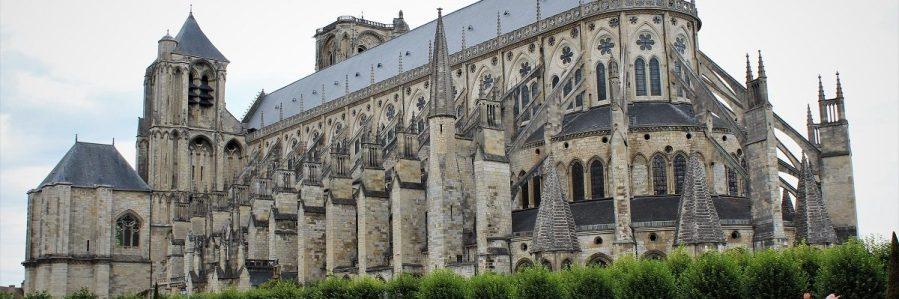 Bourges: l'Alchimia e la Cattedrale (patrimonio Unesco)