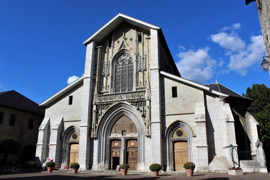 Chambery -Cathédrale Saint-François-de-Sales