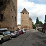 Strasburgo Pont Couverts Petite france