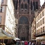Portale della cattedrale di Strasburgo