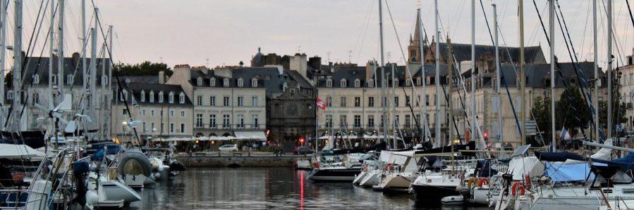 Vannes - il fascino medievale dell'antica capitale bretone