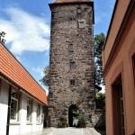 porta di accesso alla città di Villingen