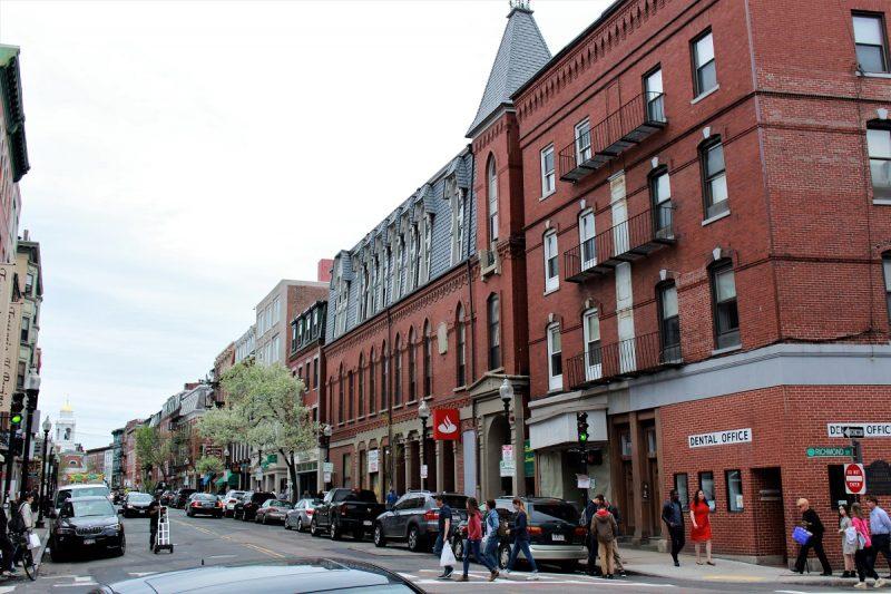 Boston Freedom Trail - il North End