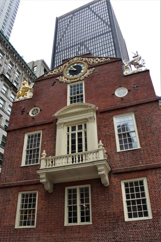 Boston Freedom Trail Old State House