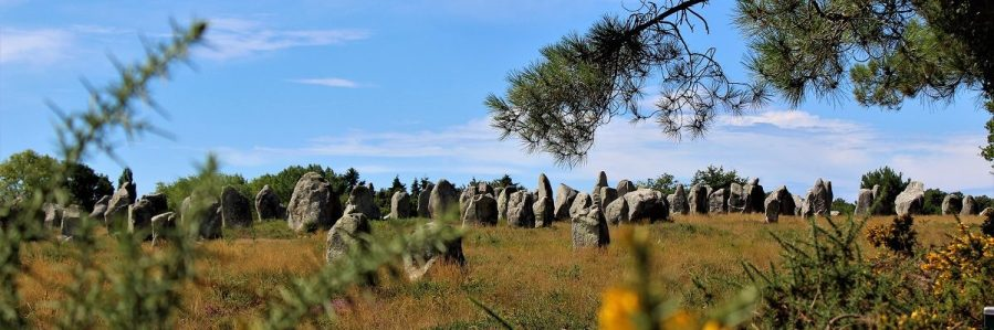 I Dolmen e Menhir di Carnac
