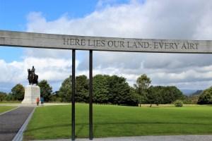 Bannockburne - Bannockburn-memoriale-2
