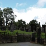 Stirling-Church of Holy Rude cimitero