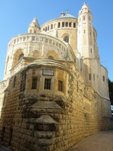 Monte-Sion - Gerusalemme-Abbazia-della-Dormizione.jpg