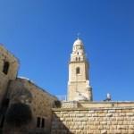 Monte-Sion - Gerusalemme-campanile-dellabbazia-della-dormizione.jpg